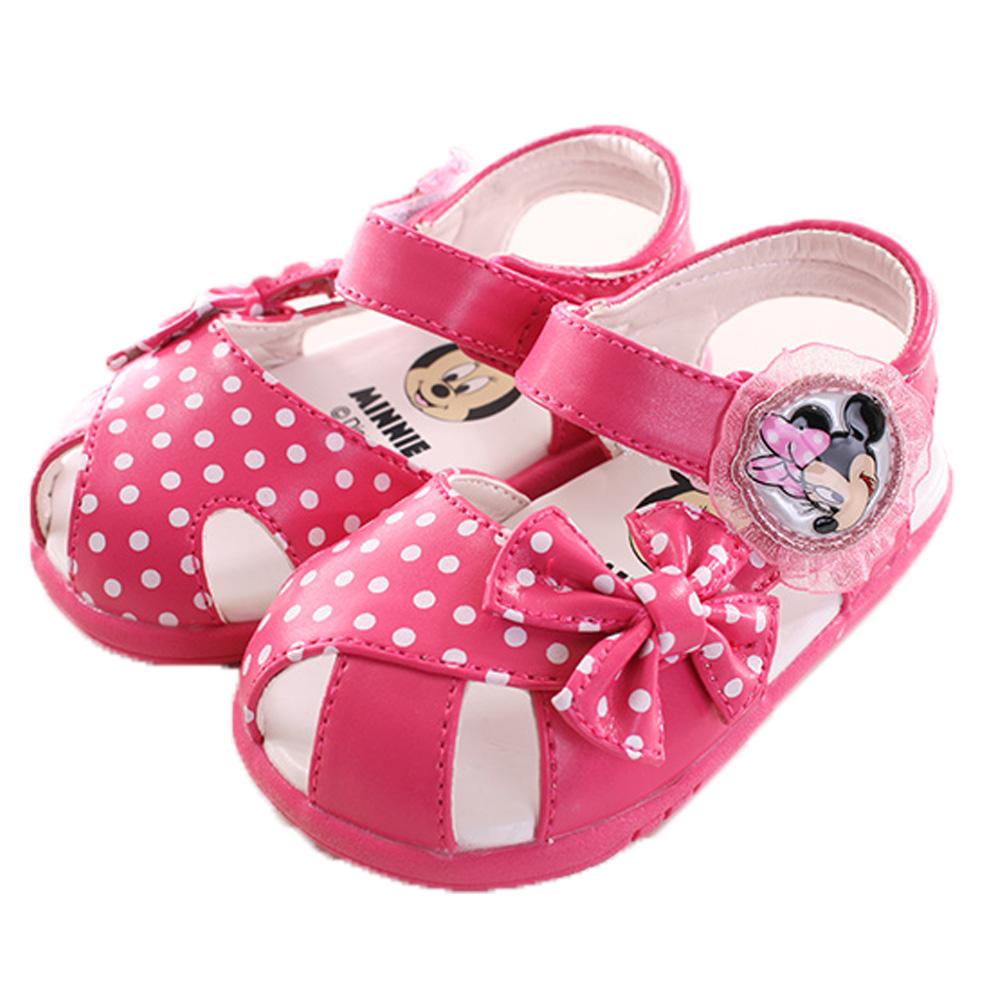 迪士尼米妮涼鞋  sh9846