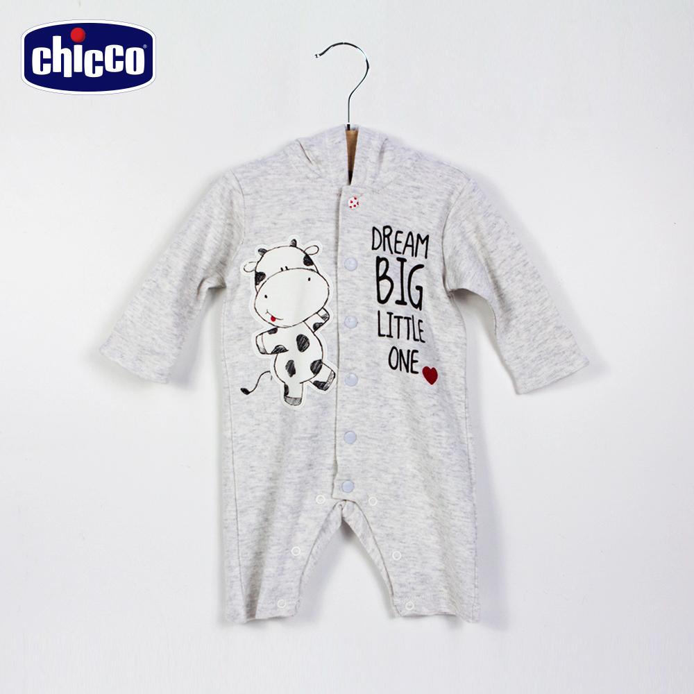 chicco小乳牛連帽兔裝(3-18個月)