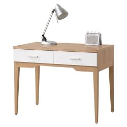 ROSA羅莎 布蘭頓3.3尺二抽書桌