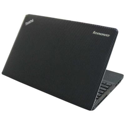 Lenovo ThinkPad E540 系列專用 Carbon黑色立體紋機身保護膜