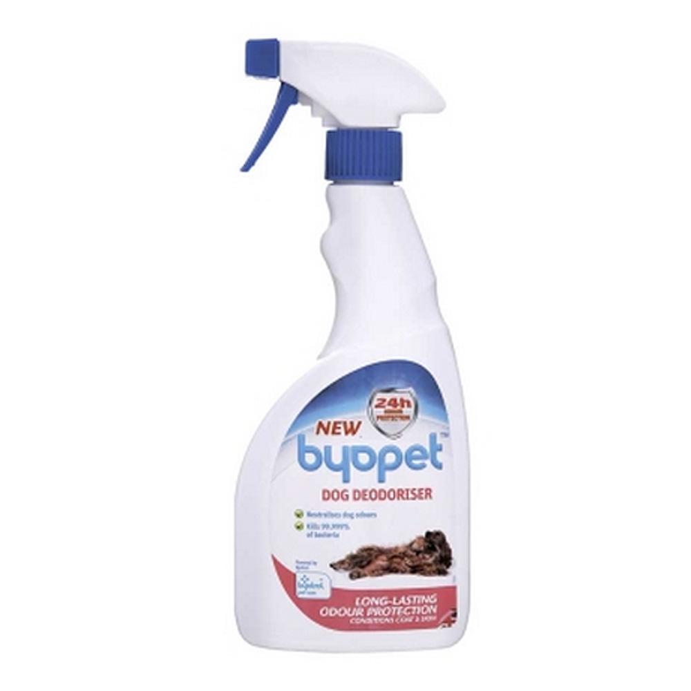 Byopet寵物專用乾洗噴劑