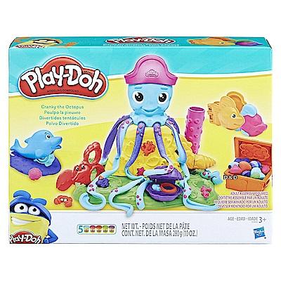 PlayDoh培樂多-彎彎章魚遊戲組