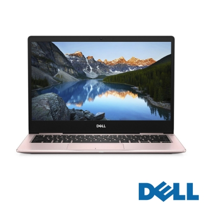 Dell Inspiron 7000 13吋筆電(i7-8550U/8G/256G/香檳粉