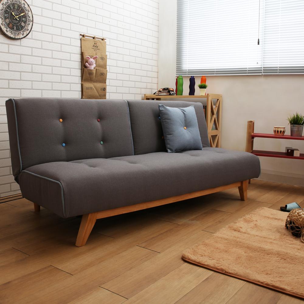諾雅度 Helga海格三段式沙發床