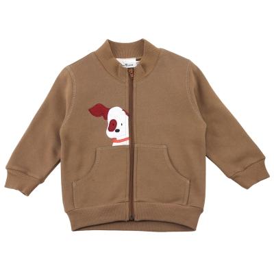 愛的世界 pappa&ciccia 皮斯卡托保暖長袖外套/2~4歲