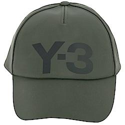 Y-3 厚磅尼龍棒球帽(墨綠色)