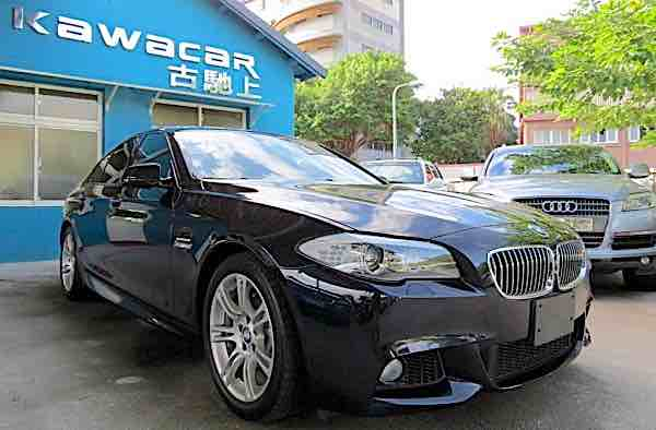 2012 BMW 528iM SPORT 僅2.9萬KM