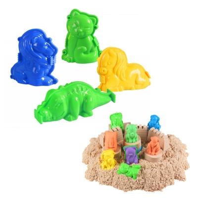 3D動物組 TUMBLING SAND 翻滾動力沙玩沙模具