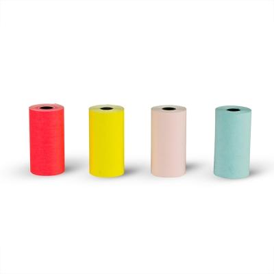 PAPERANG 口袋列印喵喵機 彩色感熱紙-4色入
