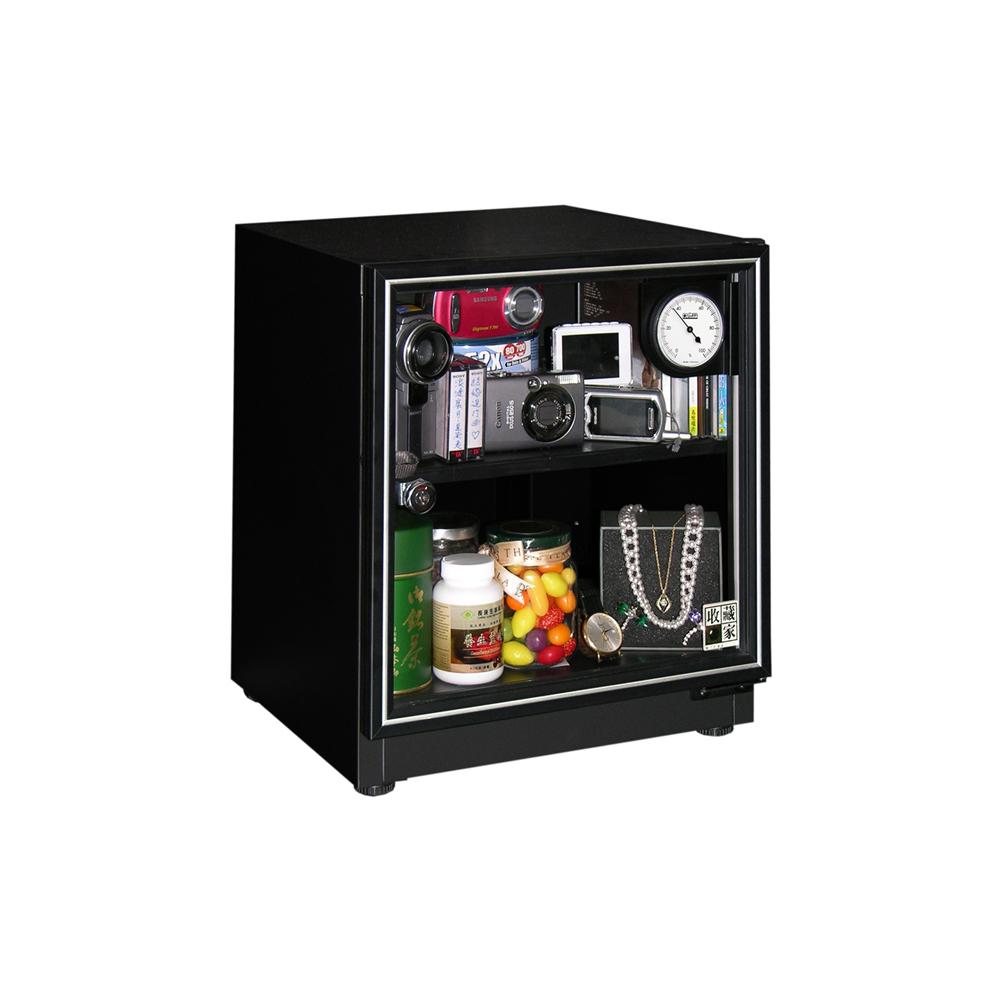收藏家輕巧型可控溼電子防潮箱 AD-45