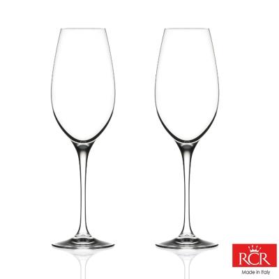 義大利RCR茵芙曼無鉛水晶香檳杯(2入)_290cc
