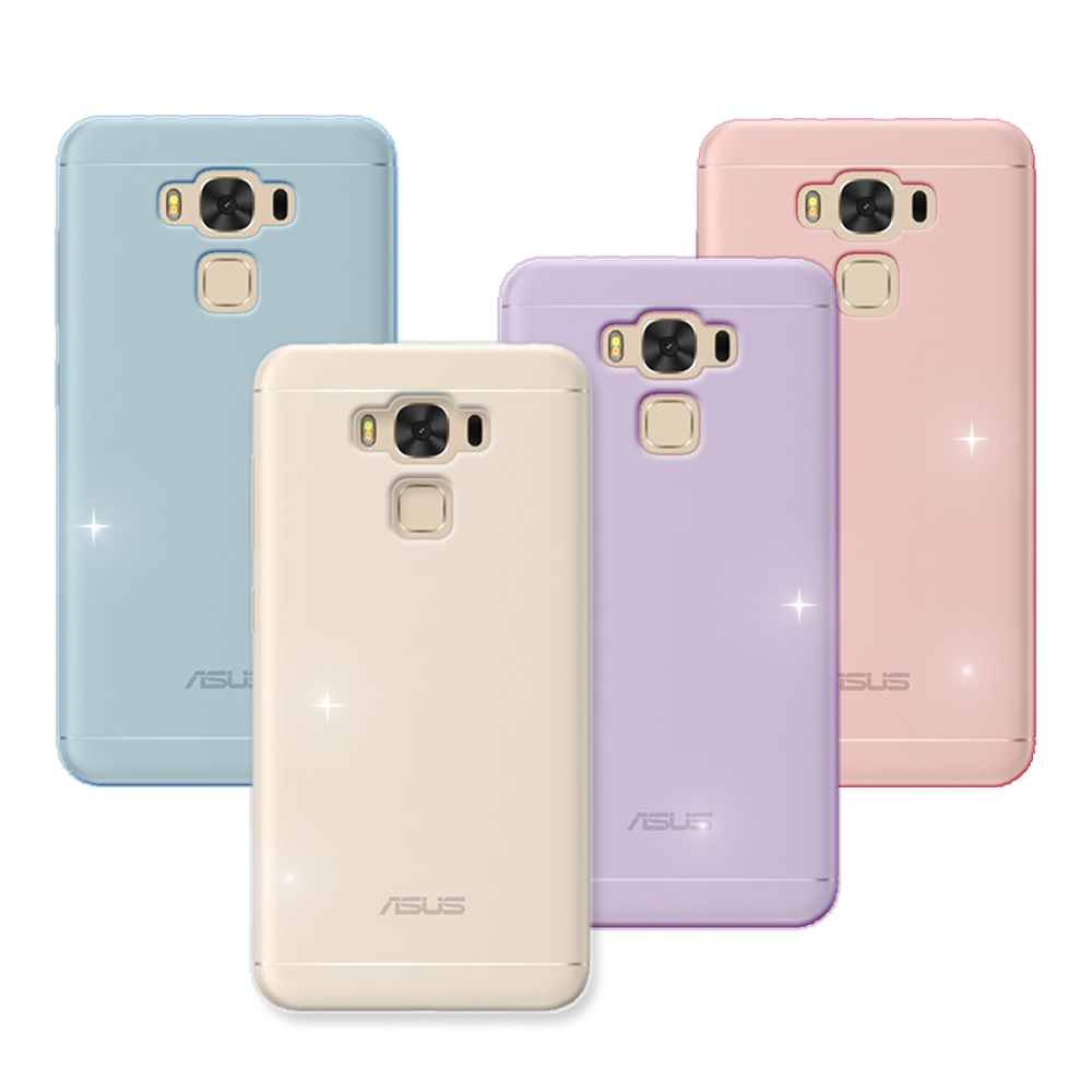 VXTRA ASUS ZenFone3 Max 5.5吋清透隱形手機殼