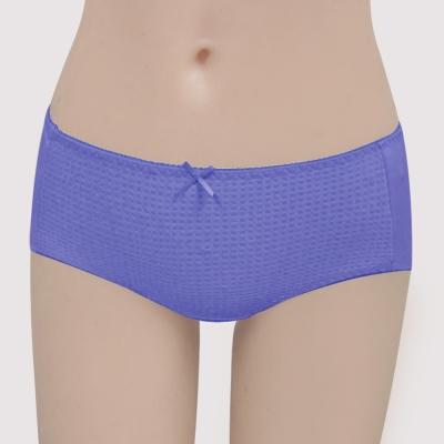瑪登瑪朵 S-Select  低腰平口萊克內褲(薰香紫)