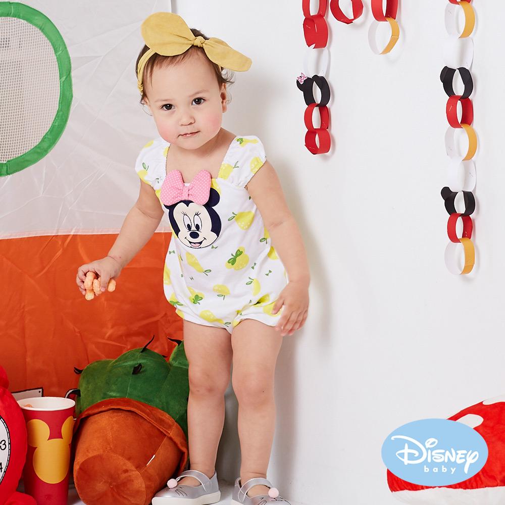 Disney Baby 俏皮米妮點點遊戲褲 印圖