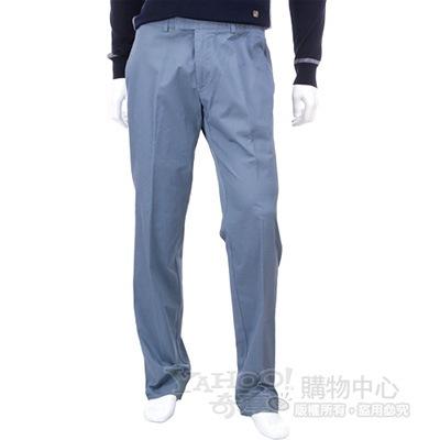 BOSS 灰藍色休閒長褲