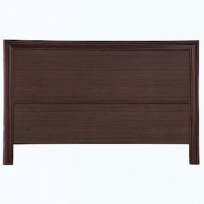AS-奧斯卡5尺胡桃床頭片-154x5x93cm