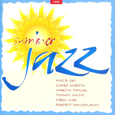 夏日爵士 CD