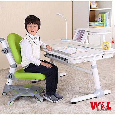 M2 兒童成長人體工學桌