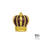 點睛品 Charme 華麗夢幻皇冠黃金串珠