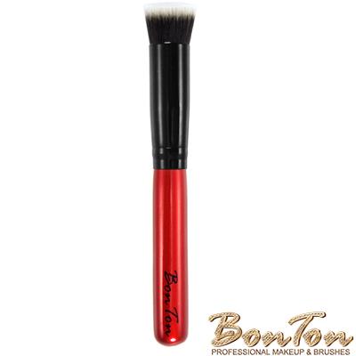 BonTon  經典系列  微型拋光刷 湛紅石榴B002R  波紋化纖毛