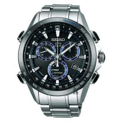 SEIKO精工 ASTRON GPS衛星定位鈦計時腕錶(SSE099J1)