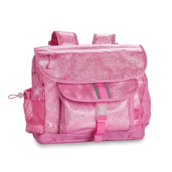 美國Bixbee - 閃采系列甜心粉中童輕量減壓背書包