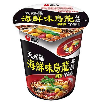 農心 天婦羅海鮮烏龍杯麵(62g)