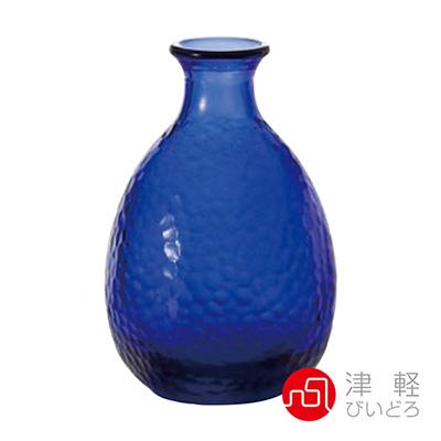 日本ADERIA津輕 耐熱清酒壺260ml-藍