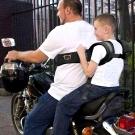 兒童專用機車安全帶安全固定帶