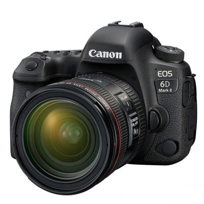 Canon EOS 6D Mark II+24 -70mm f/4LIS(公司貨)