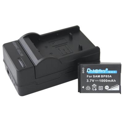 電池王 SAMSUNG BP-85A 高容量鋰電池+充電器組