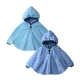 baby童衣 水晶絨斗篷 雙面可穿寶寶披風 60324