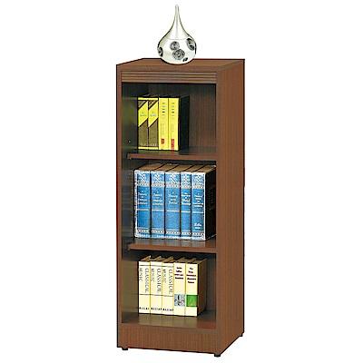 H&D樟木色三格櫃寬39.5X深30.3X高106cm