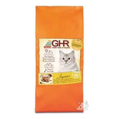 GHR 健康主義 紐西蘭 天然無穀貓糧 放牧羊肉 6.8kg X 1包