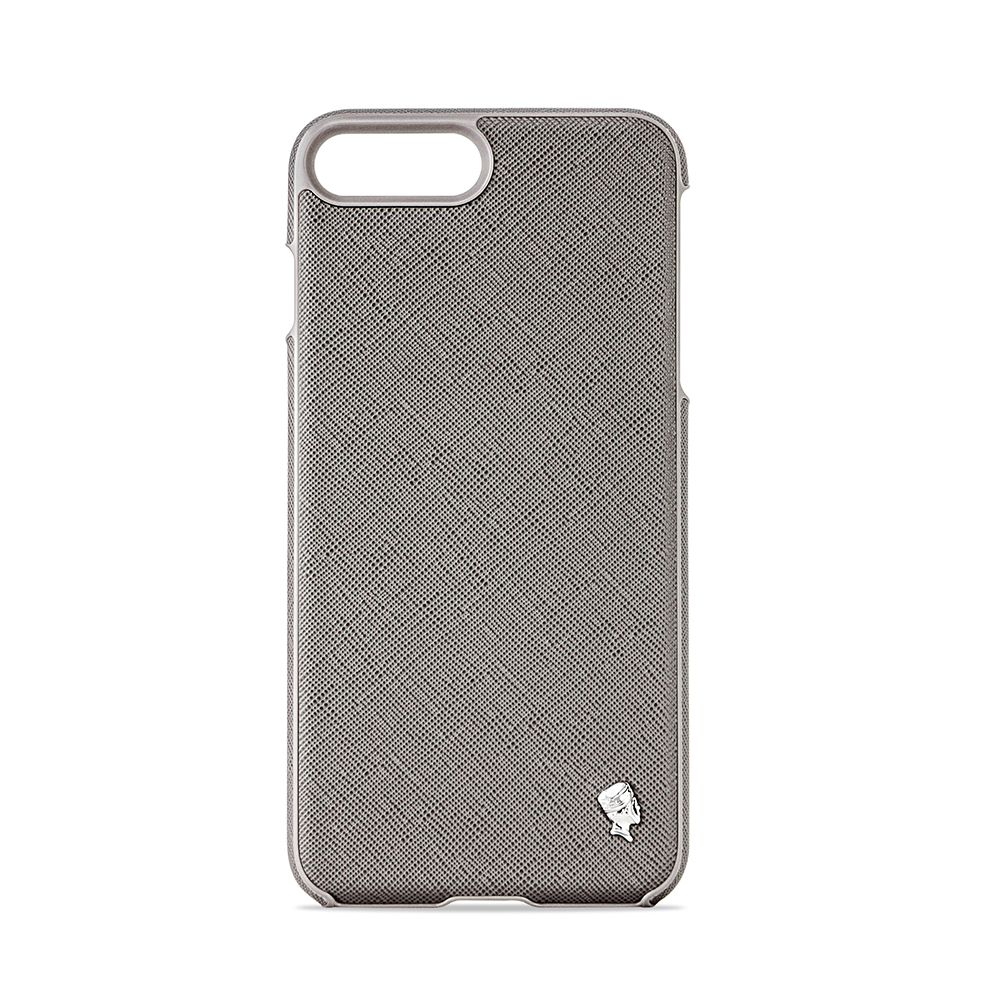 PORTER - 細石壓紋 iPhone 7 Plus 手機保護背蓋