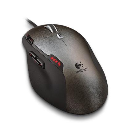羅技-G500-遊戲用雷射滑鼠