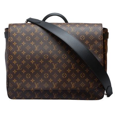 LV-M93471-Monogram-Messenger-GM手提-肩揹書包-大