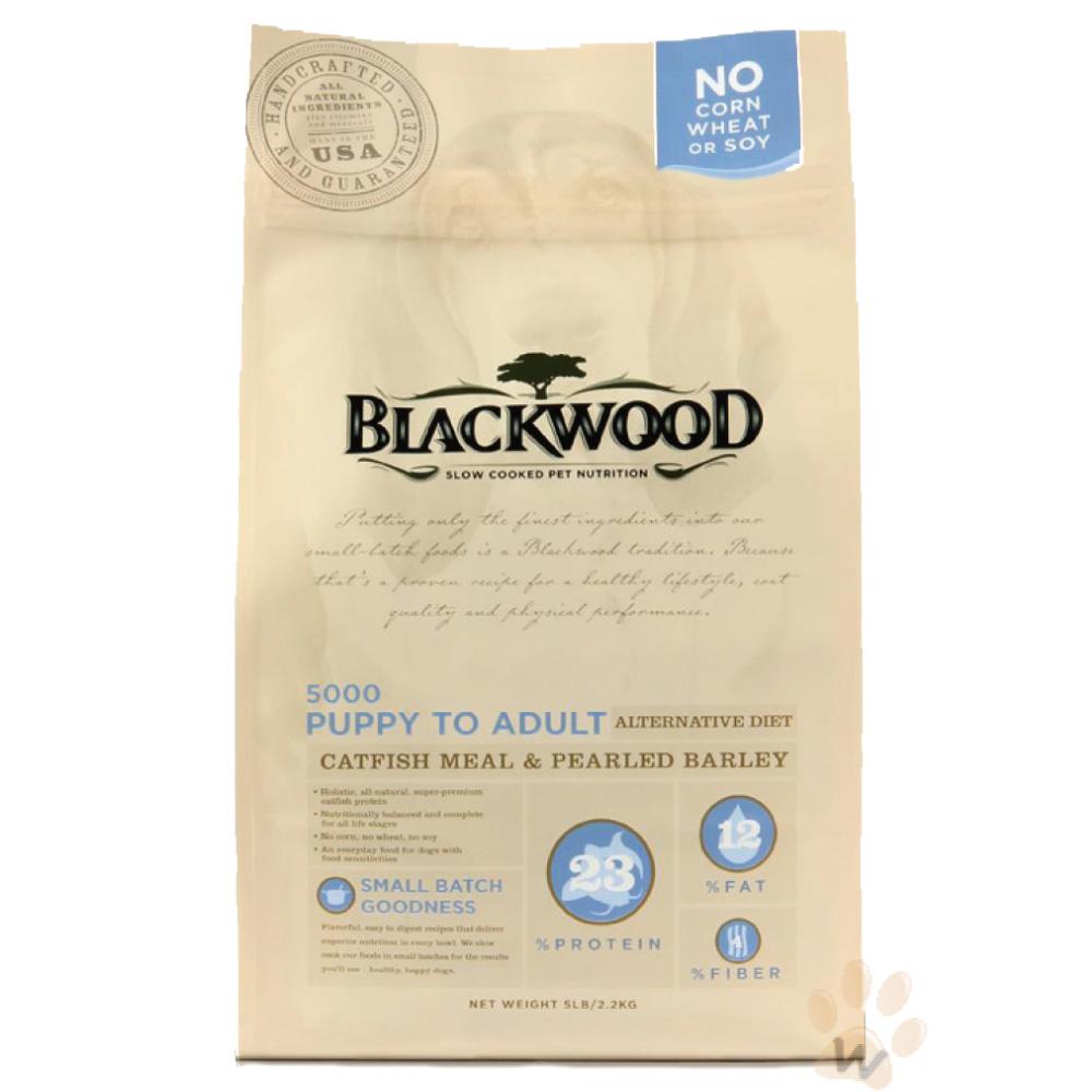 柏萊富blackwood 功能性全齡犬 滋補養生配方(鯰魚+珍珠麥)5磅