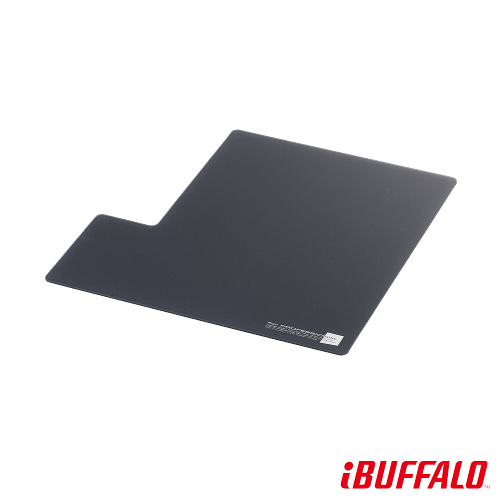 Buffalo 大尺寸超薄防滑型 滑鼠墊