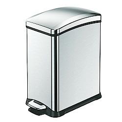 EKO 樂活靜音垃圾桶-8L