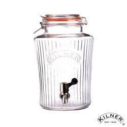 KILNER 復古派對野餐飲料桶 5L