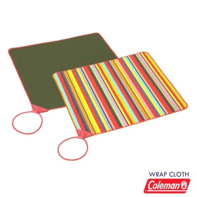 Coleman 相機包布 Neoprean Wrap Cloth -綠色