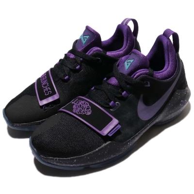 Nike 籃球鞋 PG 1 GS 運動 氣墊 女鞋
