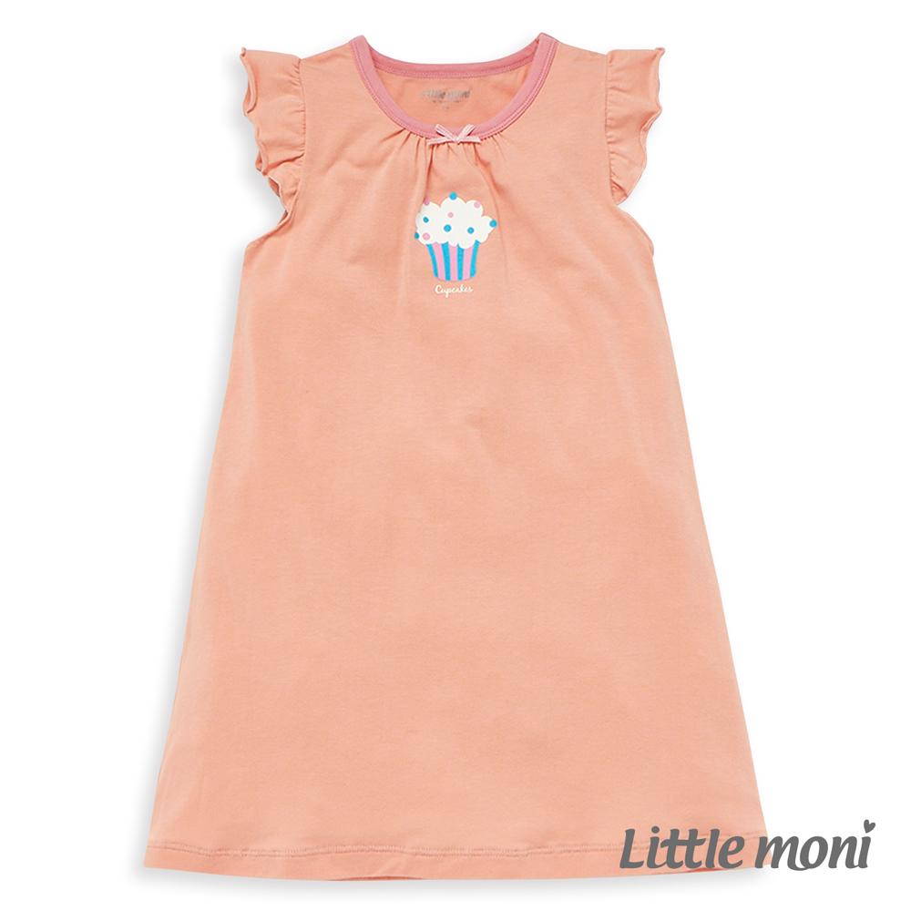 Little moni 海藻纖維系列洋裝睡衣 (3色可選)