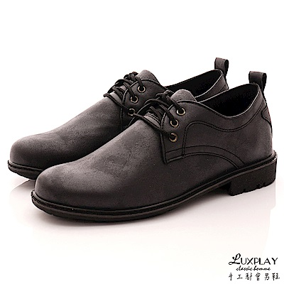 LUXPLAY男款 渲染 噴墨  休閒鞋~T8803黑