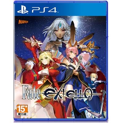 Fate-EXTELLA-PS4亞洲中文版