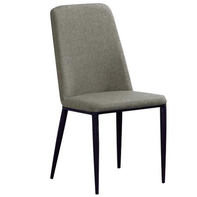品家居 玄米造型布餐椅-44x40x92cm-免組