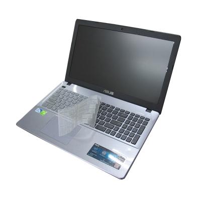 EZstick ASUS X550V X550VQ 奈米銀抗菌 TPU 鍵盤保護膜