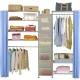 巴塞隆納-W3型60-D-W4型90衣櫥置物櫃