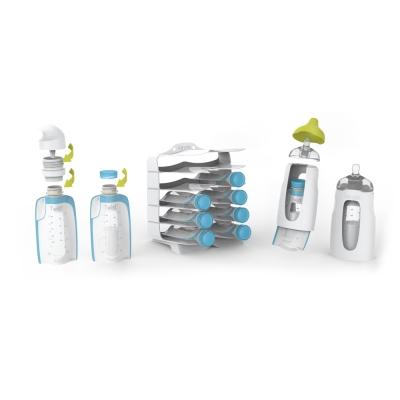 美國Kiinde Twist多功能母乳儲存袋 新手組合包Starter Kit <b>1</b>組